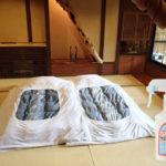 旅館の客室の防カビ対策